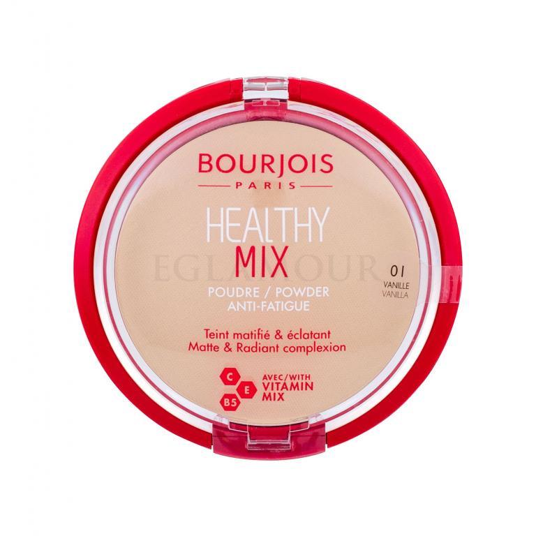 puder do twarzy Bourjois