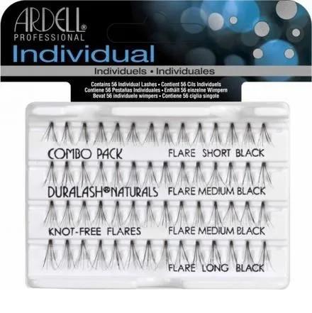 Kępki rzęs Ardell Combo Pack