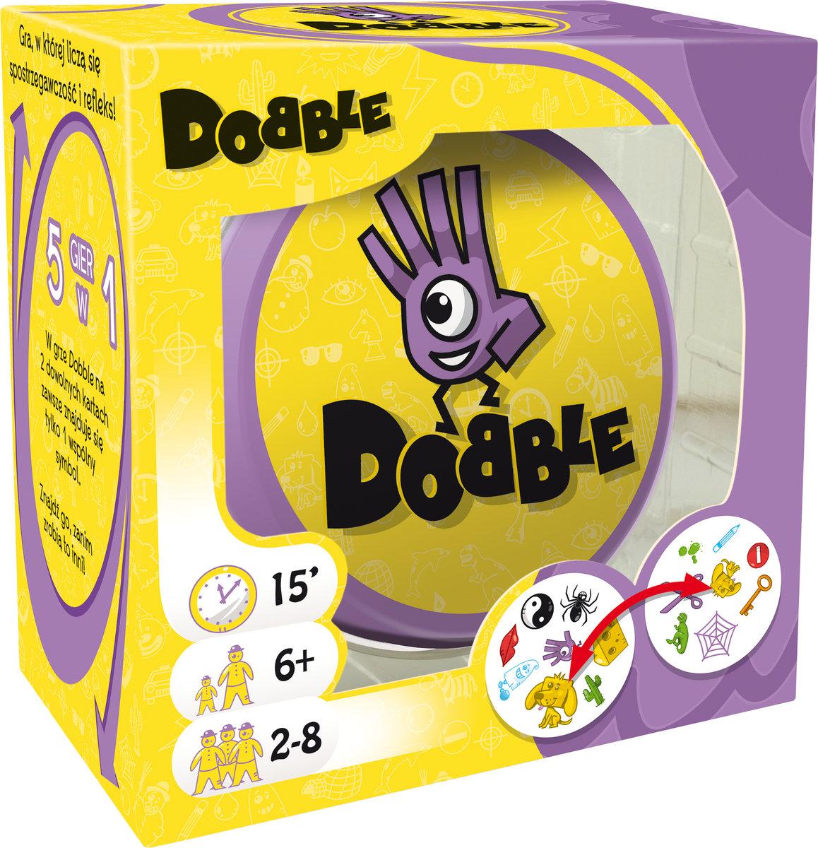 Gra zręcznościowa Dobble