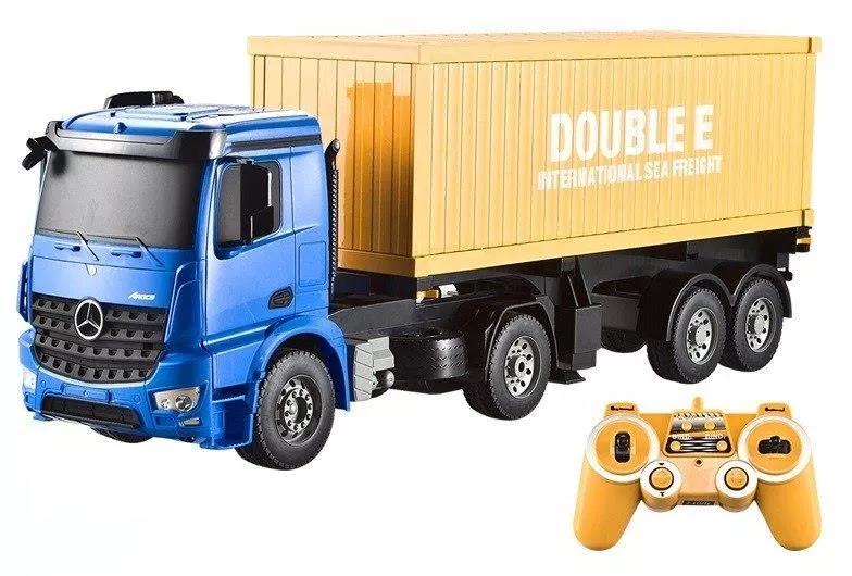 ciężarówka zdalnie sterowana Double E