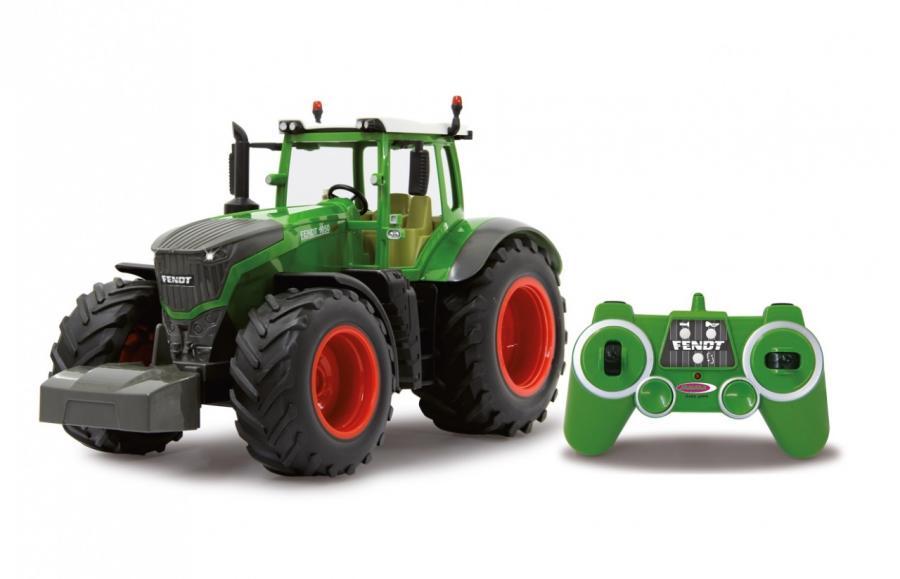 Zdalnie sterowany traktor Jamara Vario