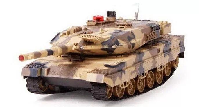 czołg zdalnie sterowany Gimmik Leopard