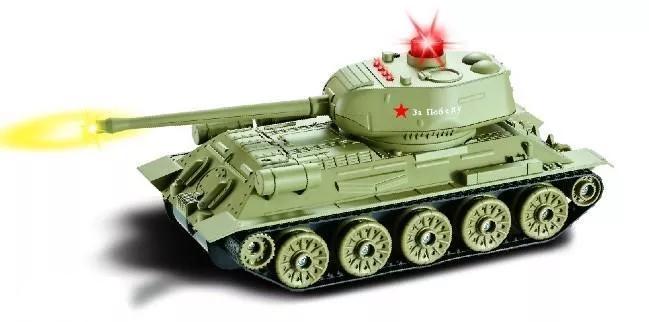 czołg zdalnie sterowany Gimmik Russian T34