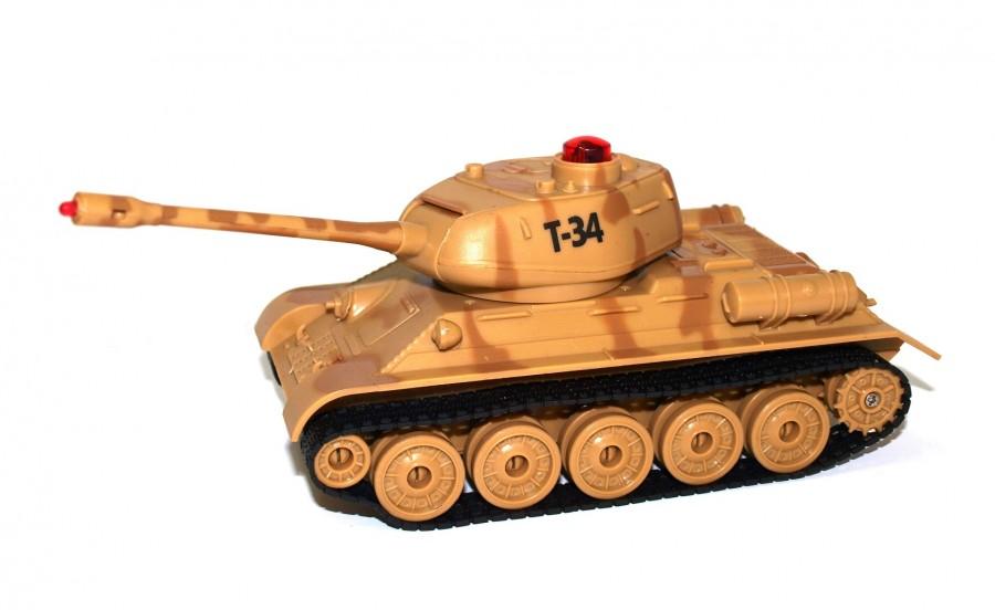 czołg zdalnie sterowany Gimmik