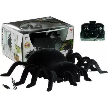 Pająk zdalnie sterowany Lean Toys Tarantula