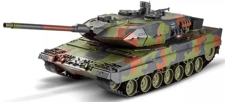 czołg zdalnie sterowany Hobby Engine Leopard