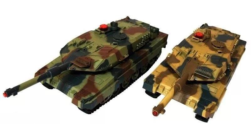 czołg zdalnie sterowany zestaw UF