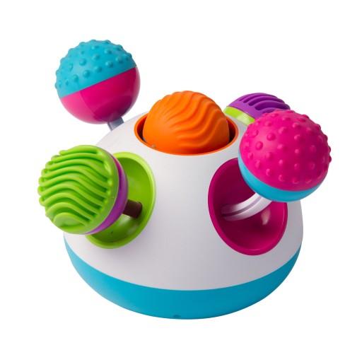 Zabawka sensoryczna Kolorowe Baloniki
