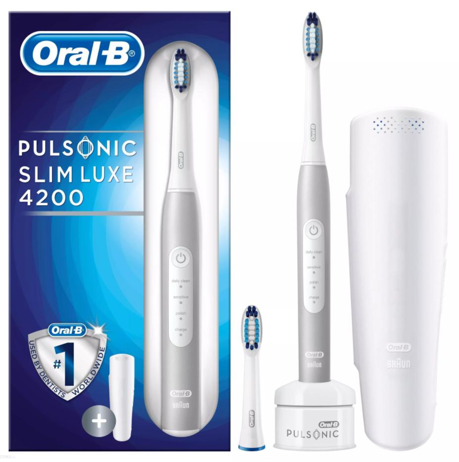 Szczoteczka soniczna Oral-B Pulsonic Slim Luxe