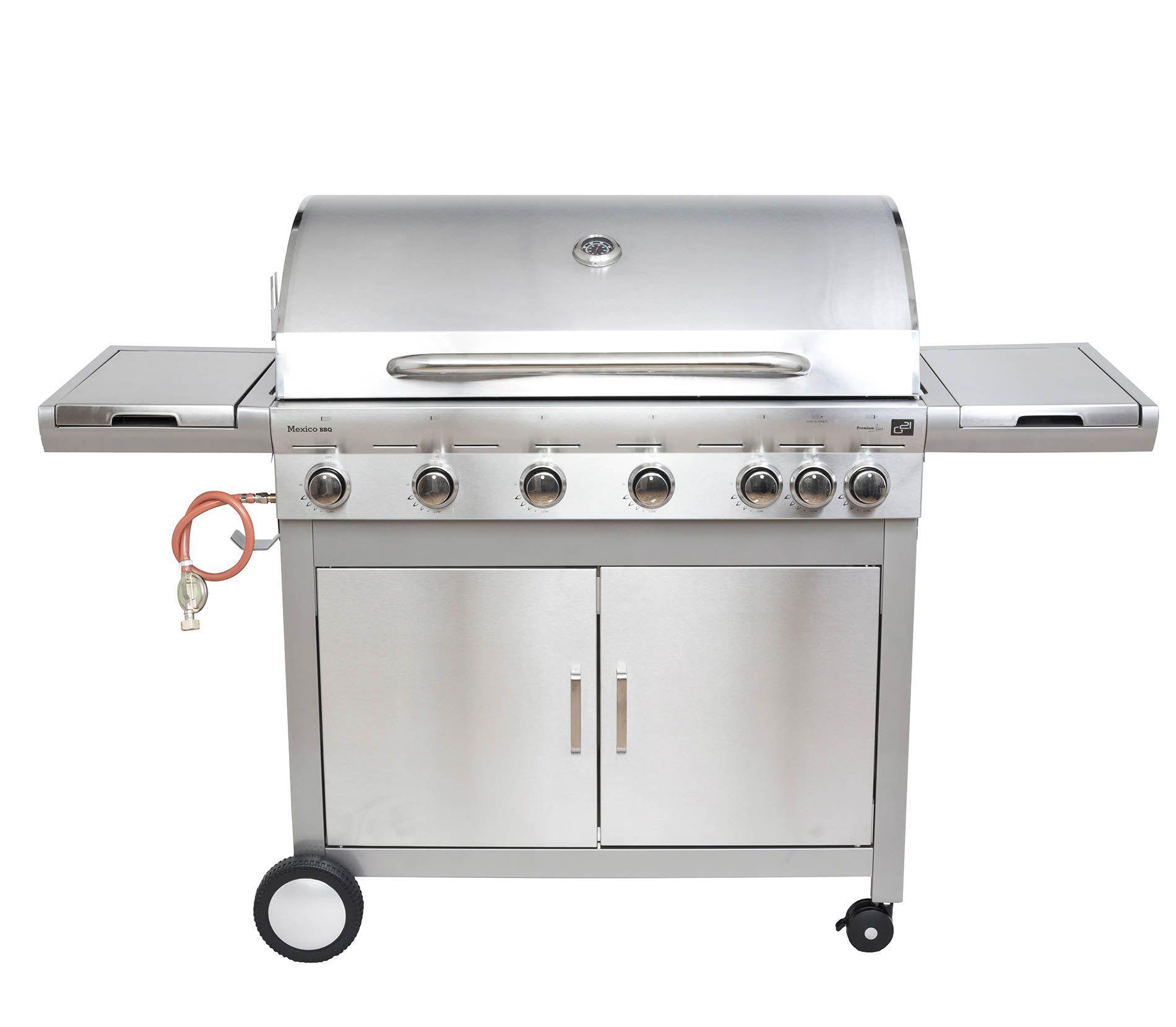 Grill gazowy G21 Mexico, BBQ Premium Line