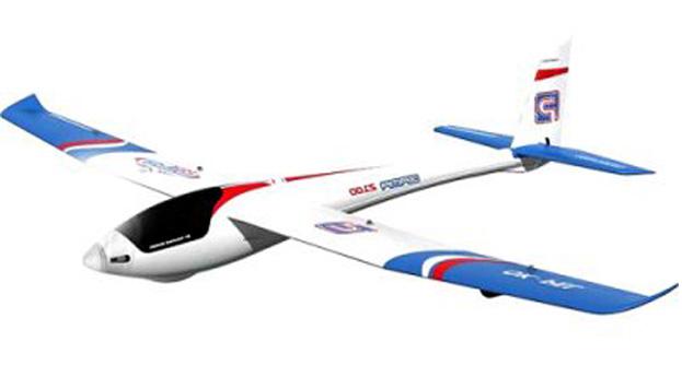 samolot zdalnie sterowany Pelikan Gama