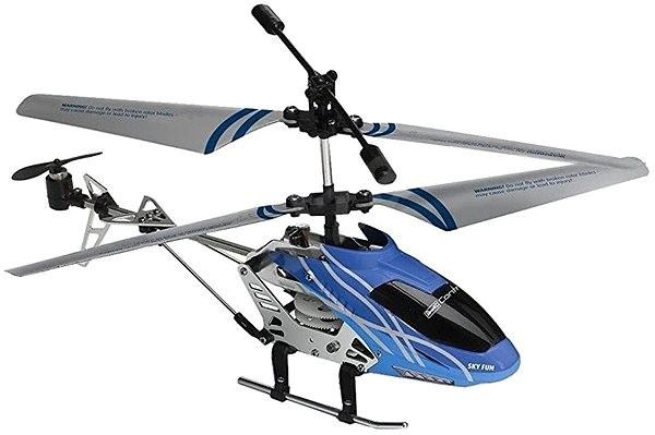 helikopter zdalnie sterowany Revall Control Rc Sky Fun