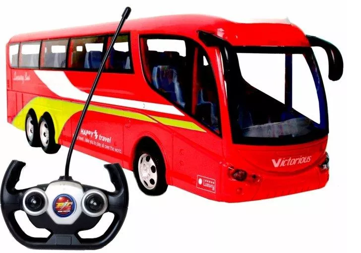 Autobus zdalnie sterowany Dromader