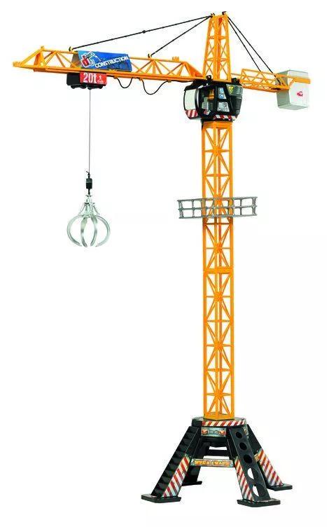 Dźwig Zdalnie sterowany Dickie 120 cm