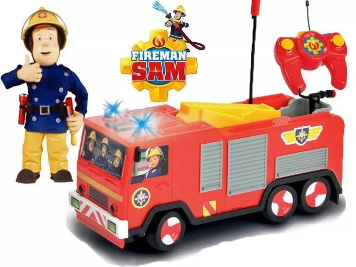 wóz strażacki Zdalnie sterowany Dickie