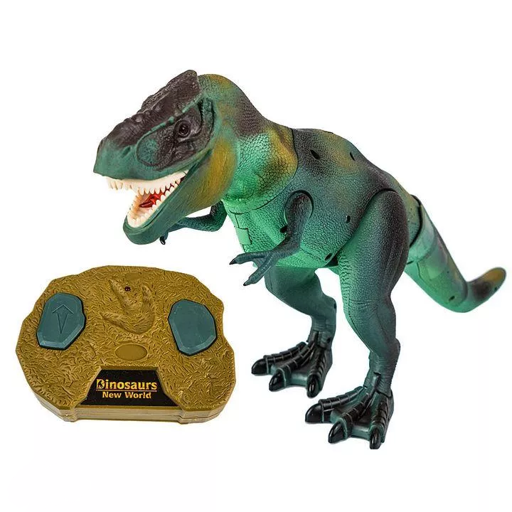 Dinozaur zdalnie sterowany RC