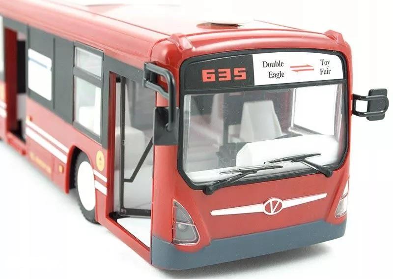 Autobus zdalnie sterowany Double Eagle