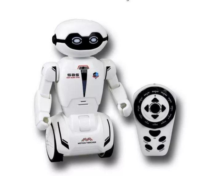 robot zdalnie sterowany Dumiel