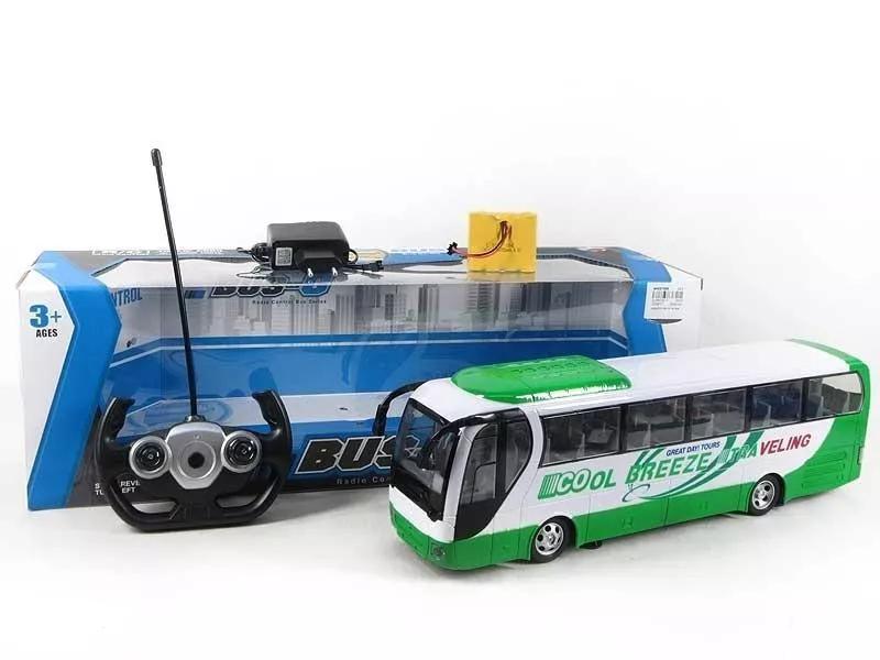 Icom autobus zdalnie sterowany