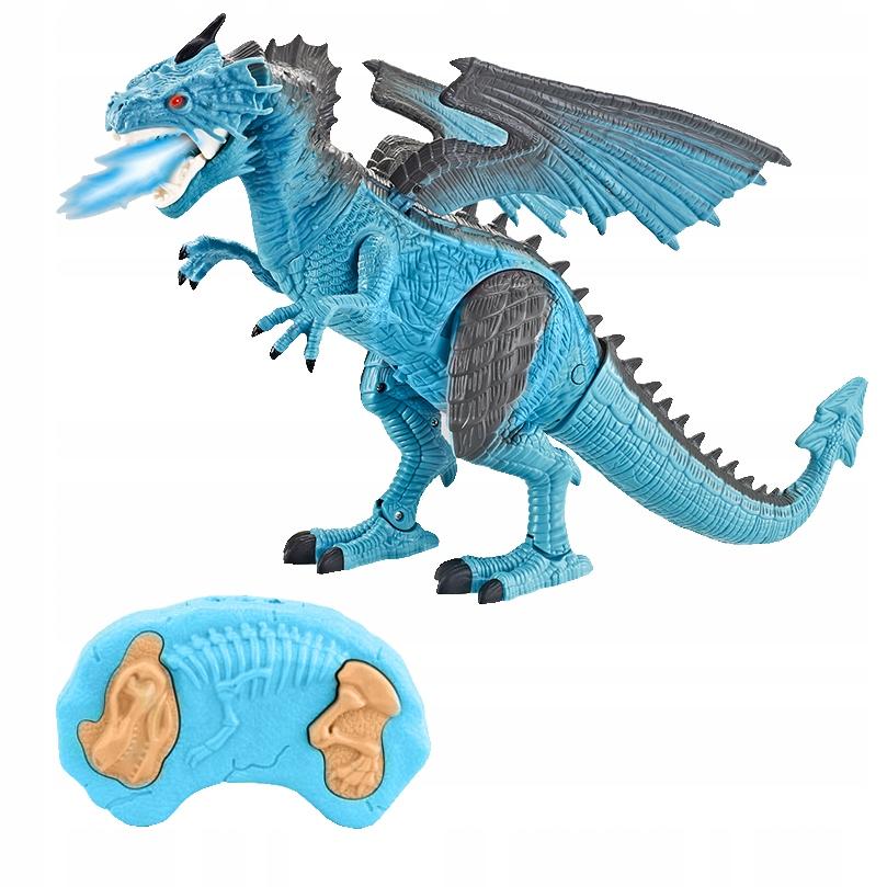 dinozaur Zdalnie sterowany KinderSafe