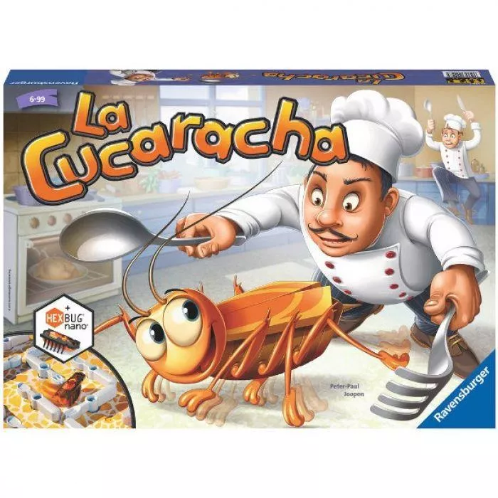 Gra zręcznościowa La Cucaracha