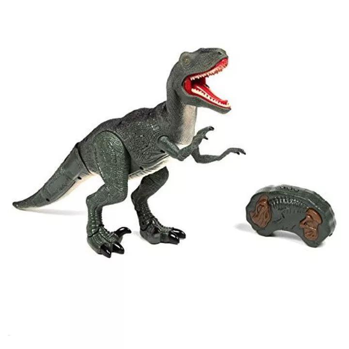 Dinozaur zdalnie sterowany Mix Mar zielony