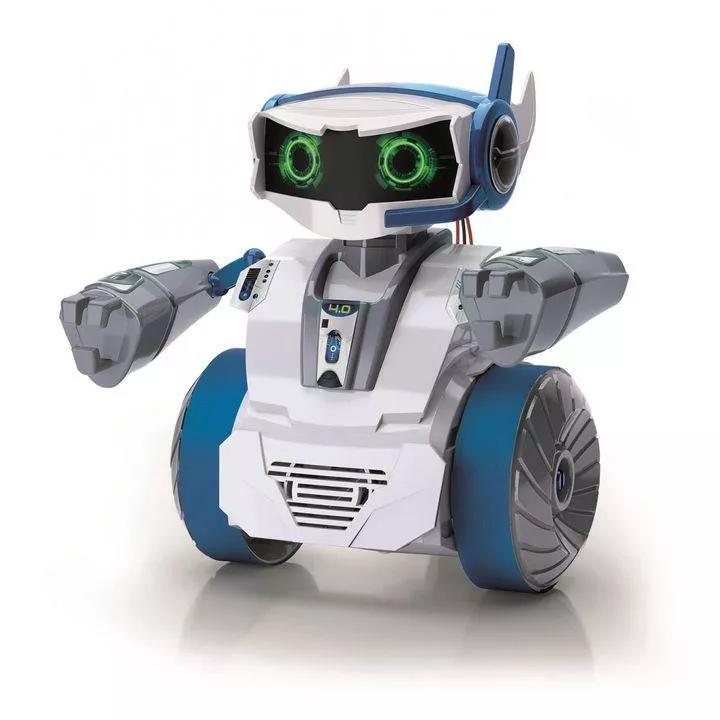 robot zdalnie sterowany Clementoni