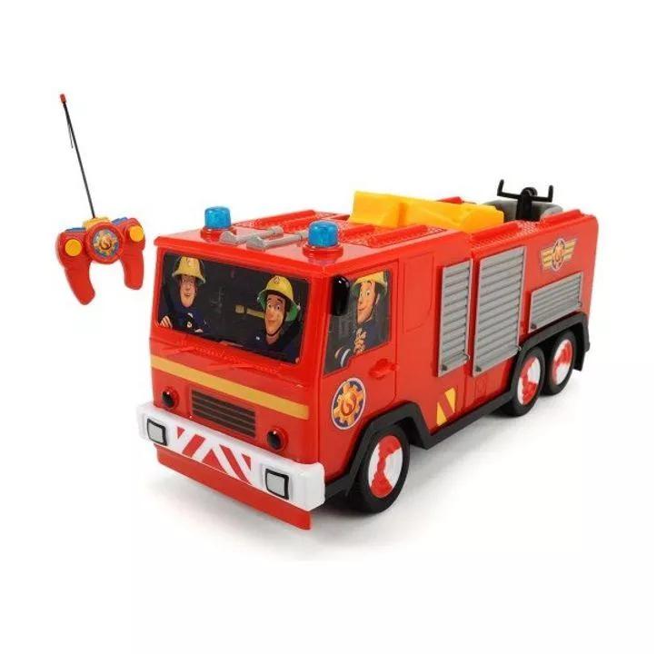 wóz strażacki Zdalnie sterowany Dickie Strażak Sam